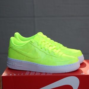 Nike Air Force 1 LV8 UV (GS) Neon Women's Size 7.5